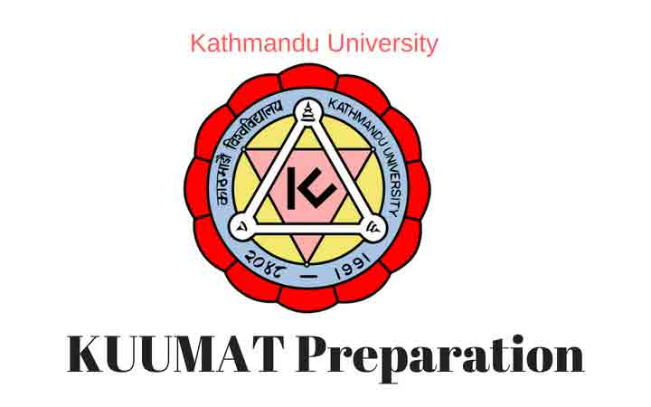 KUUMAT Entrance Preparation