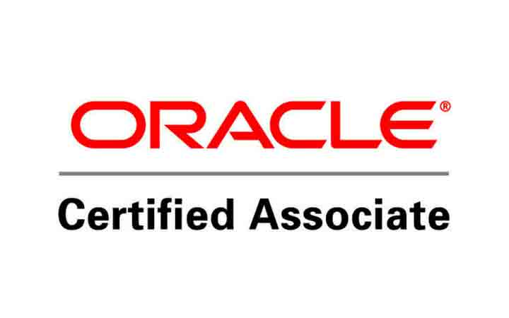 Oracle Certified Associate (OCA)